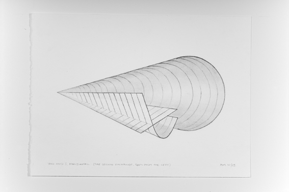 2005, drawing pencil on paper