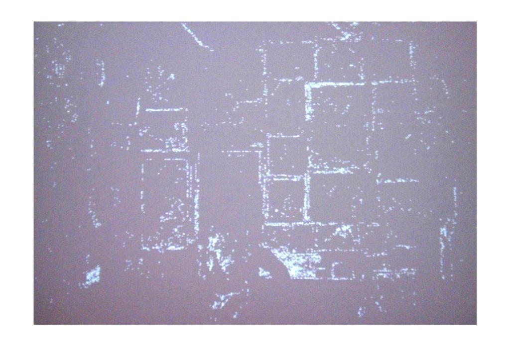 BROKEN MORSE INVERSE, 2006, Animation couleur, muet, 13 secondes, édition de 5