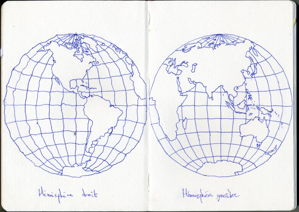 Le monde vérifié, 2008 Carnet Edition de 3