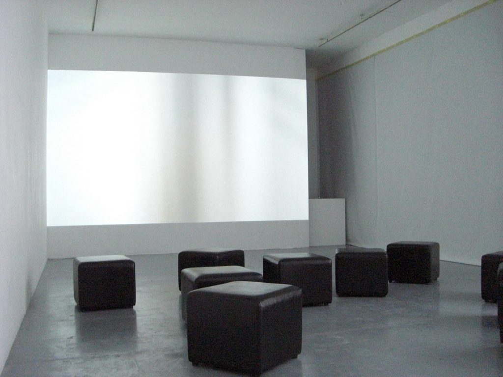 ECLIPSE, 2010, Video 16/9 color, sound, 14'10», edition of 3