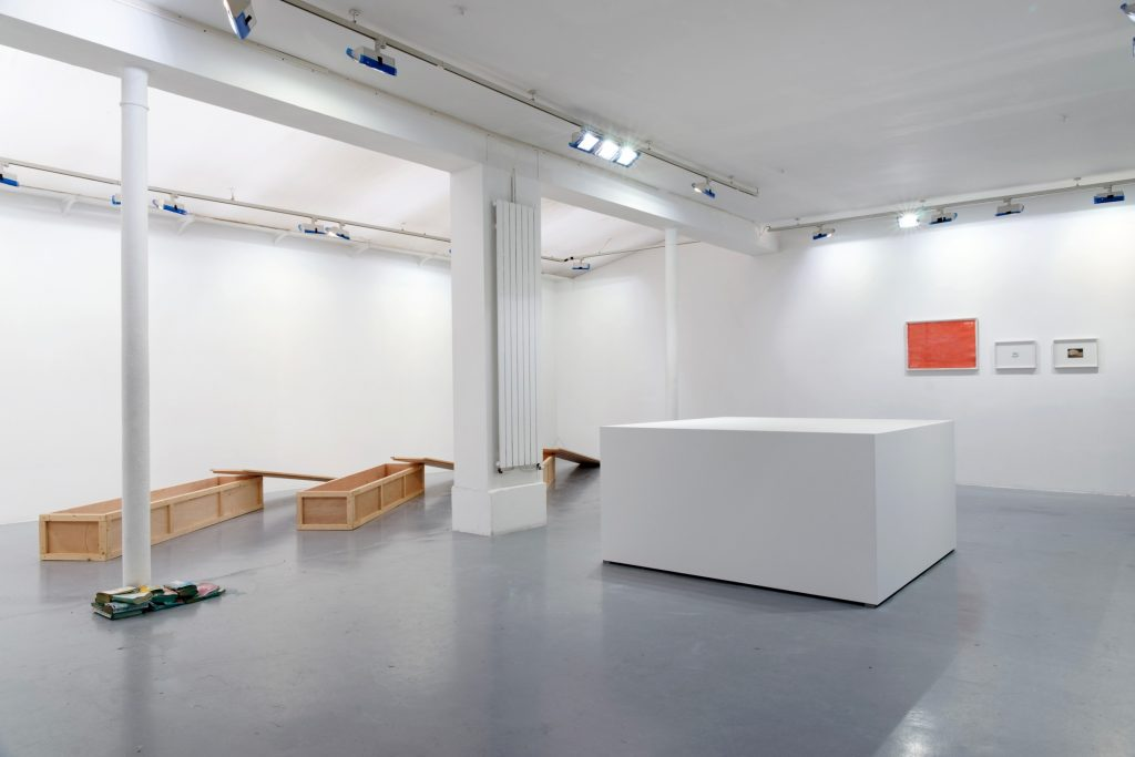 HALF CUBE, 2004, BEING HEVEA, 2011, UNSOLD, 2001