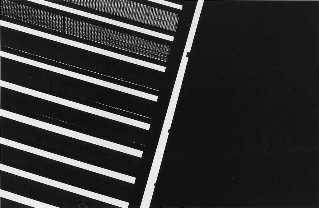 1983, b/w photo framed,  30 x 40 cm, in a frame 60 x 50 cm, edition of 10
