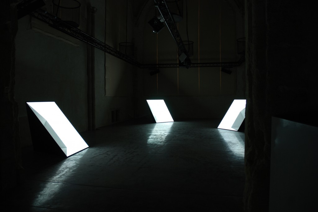 2008, installation, 24 hours, unique work