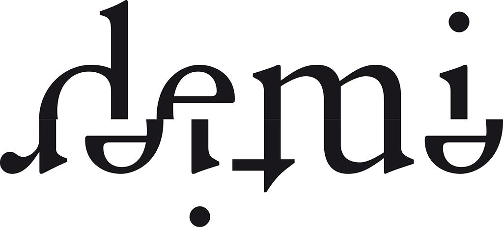 2013, black adhesive letters, dimensions variable, unique work