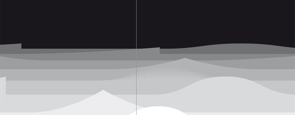 2010,  animation (double projection), digital file, B/W, sound, duration : 53940», edition of 2