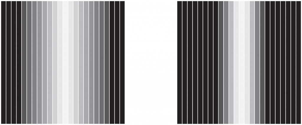 2012, diptych, wall drawing, 240 x 240 each, unique in two versions (N)