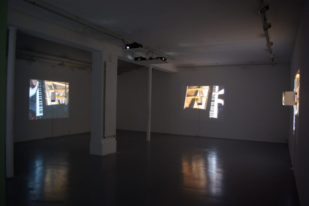 2009 , installation, video, color, sound, 4 parts, 84mn, edition of 4