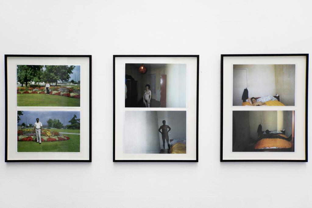 set of six c-prints, 20,5 x 30 cm each