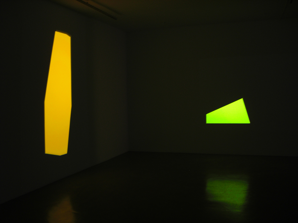 2012, installation in 6 parts, HD color video, silent, edition of 4