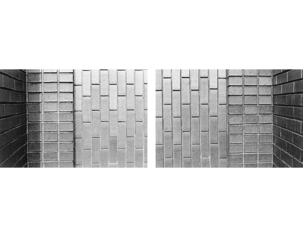 2005, b/w photograph, diptych, 40 x 60 cm, edition of 10