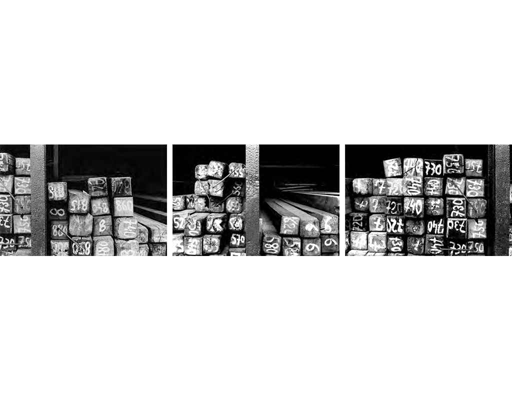 1993, b/w photograph, triptych, 45 x 90 cm, edition of 10