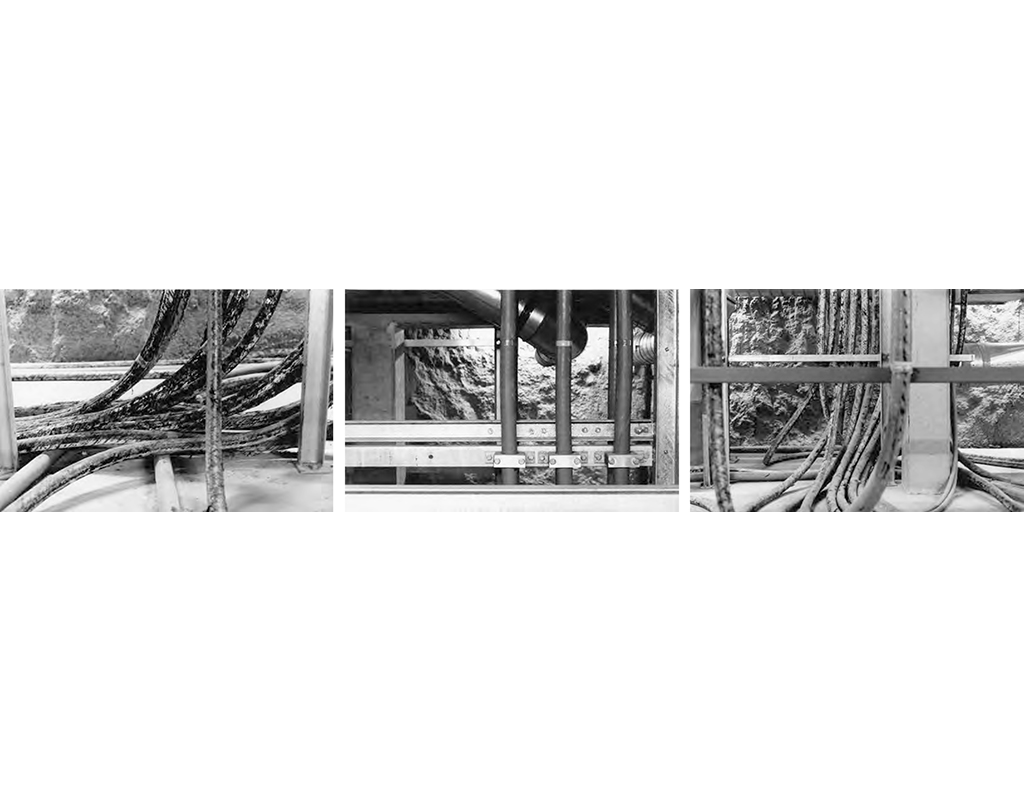 1994, b/w photograph, triptych, 45 x 90 cm, edition of 10