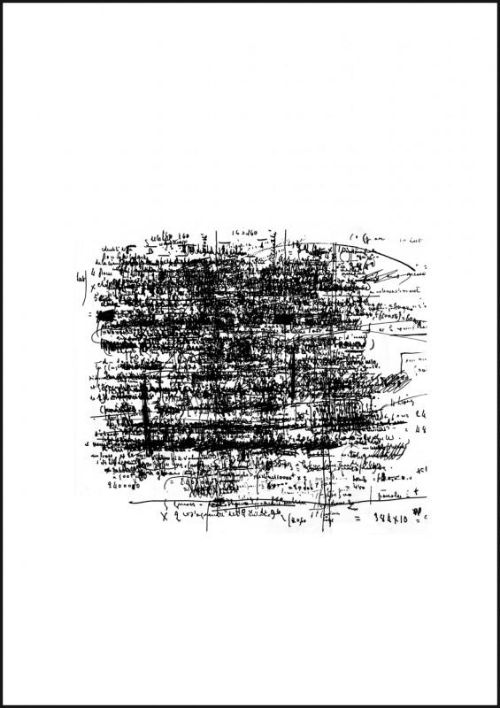 2010, sérigraphie sur papier, ensemble de 10 éléments encadrés, 47 x 36 cm chacun, édition de 20 exemplaires