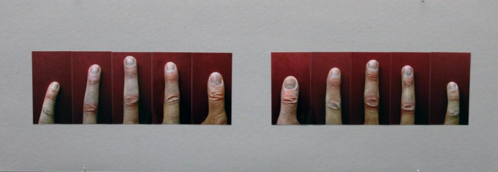 10 color photos, 29 x 83 cm