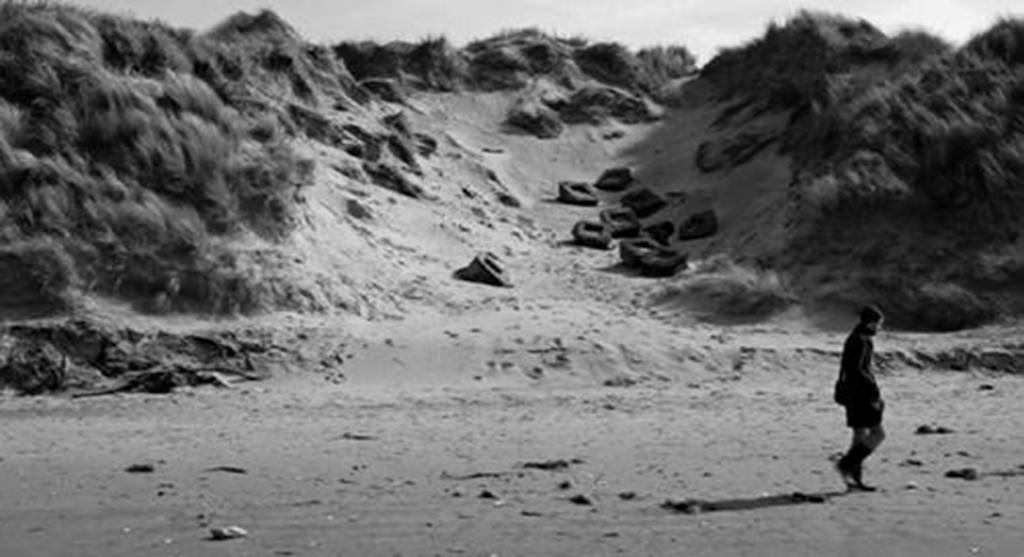 Film noir et blanc, HD, son 25'40'' édition de 5 exemplaires