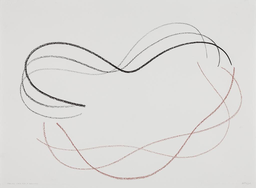 2011, pastel on paper, 56 x 76 cm, unique work