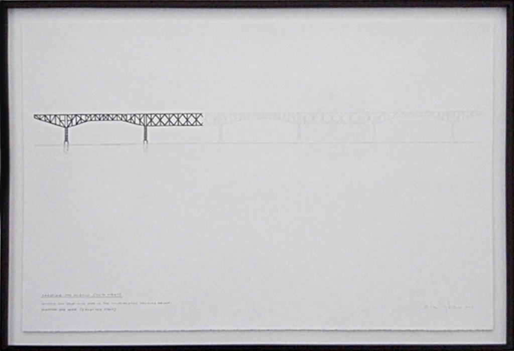 2007, graphite wash on paper, 79 x 116 cm, unique work