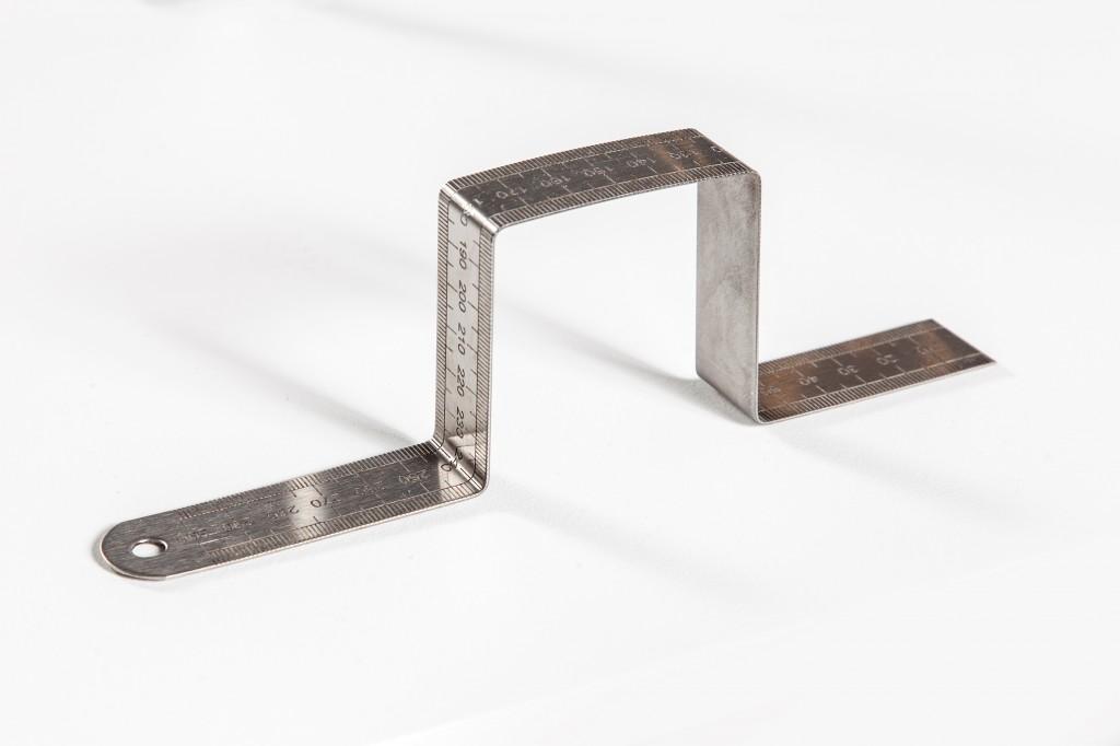 2014 (detail) metal 12 units dimensions variable  unique work photo : Sylvie Chan Liat