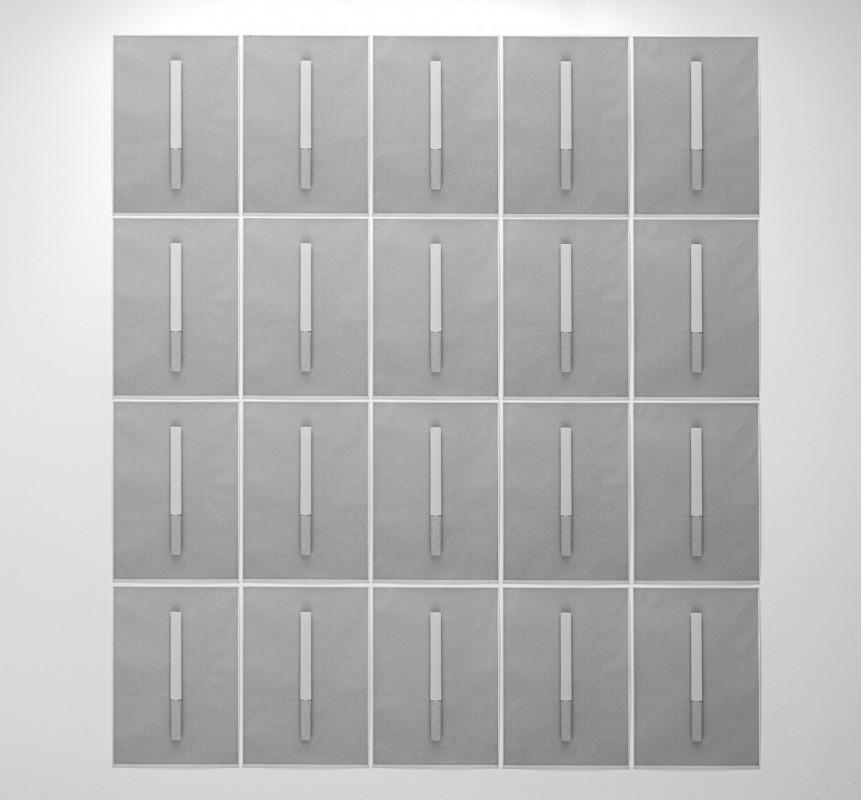 2014 set of 10 B&W digital prints on paper  64 x 44,5 cm each unique work photo : Sylvie Chan Liat