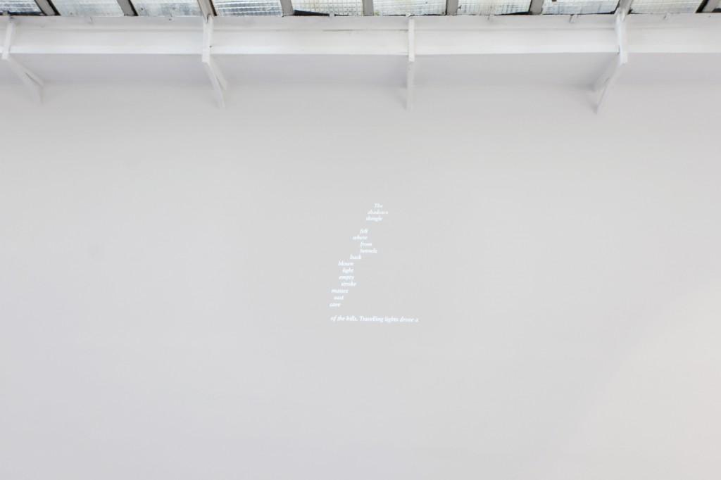 TIMEWAVES (CHAPTER IX), 2012, animation, noir et blanc, muet, 24 heures en boucle, fichier numérique master Flash sur disque dur, oeuvre unique avec certificat