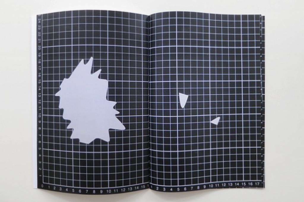 2015, impression numérique couleur, 20 pages, 24 x 16 cm, 100 exemplaires