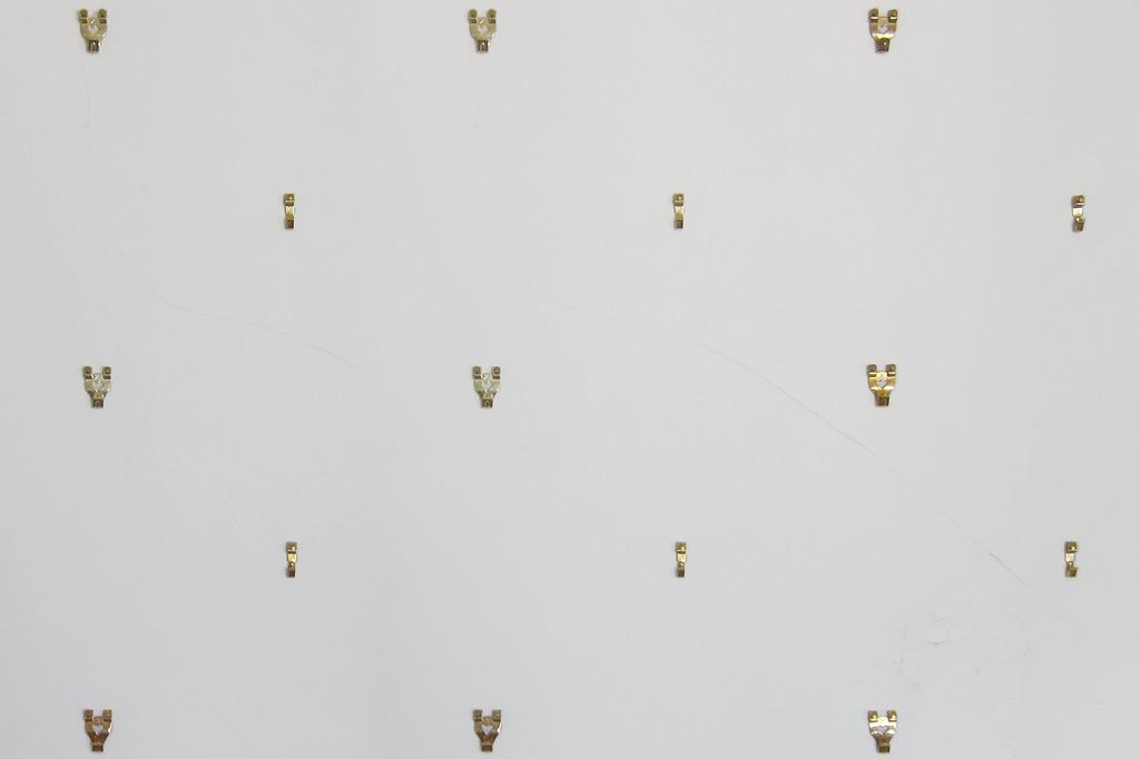 2014, crochets x laitonnés n° 2 et 3, dimensions variables, œuvre unique
