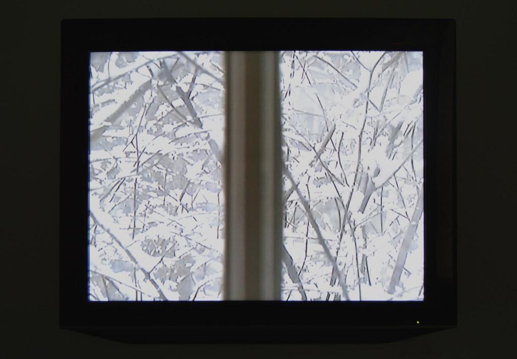 SNOW (DE, A, POUR THIERRY),  JANV 2002 – OCT 2007, durée : 9′ 40″  , édition de 4 exemplaires