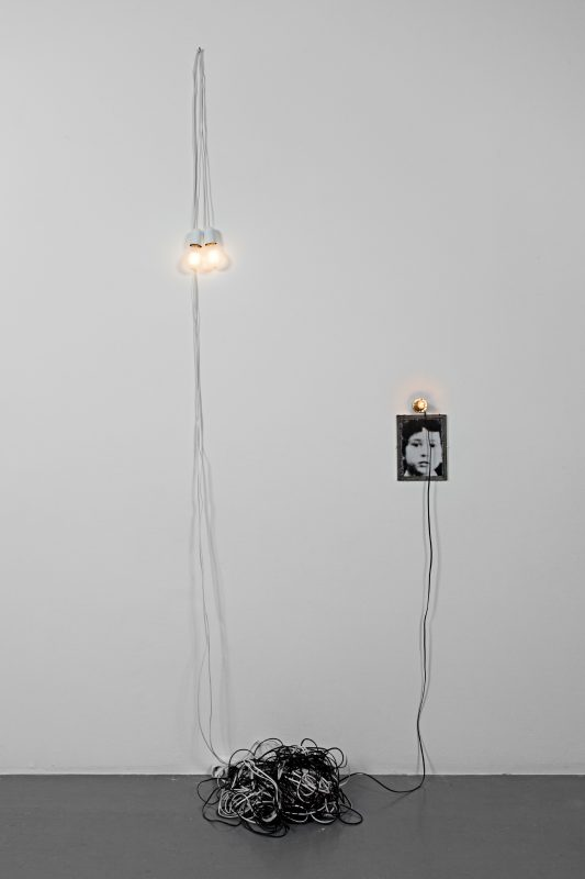 Untitled, 1995, Mixed Media, Dimensions variable, Unique work, Collection CGAC, Santiago de Compostela.