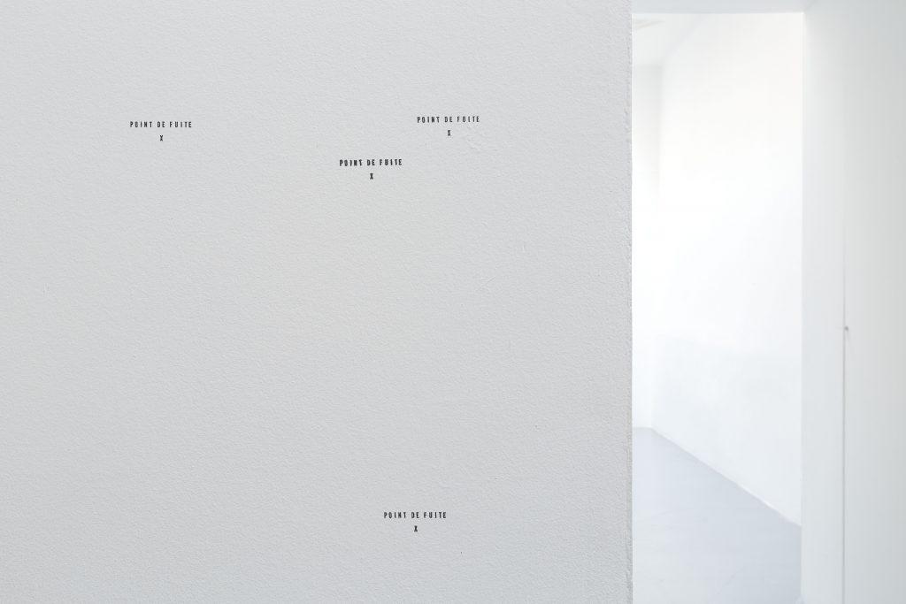 2017 piece murale tampon, encre, fichier dimensions variables édition de 3 exemplaires avec certificat et protocole d'installation