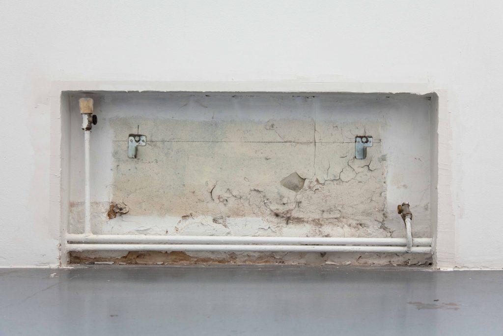 NO TITLE, 2017, installation, oeuvre unique