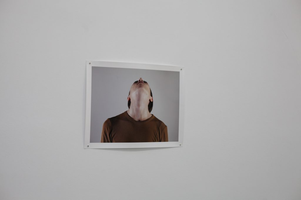 EVEN NOW #1, 2018, Tirage numérique sur papier Photo Rag, 45 x 57 cm