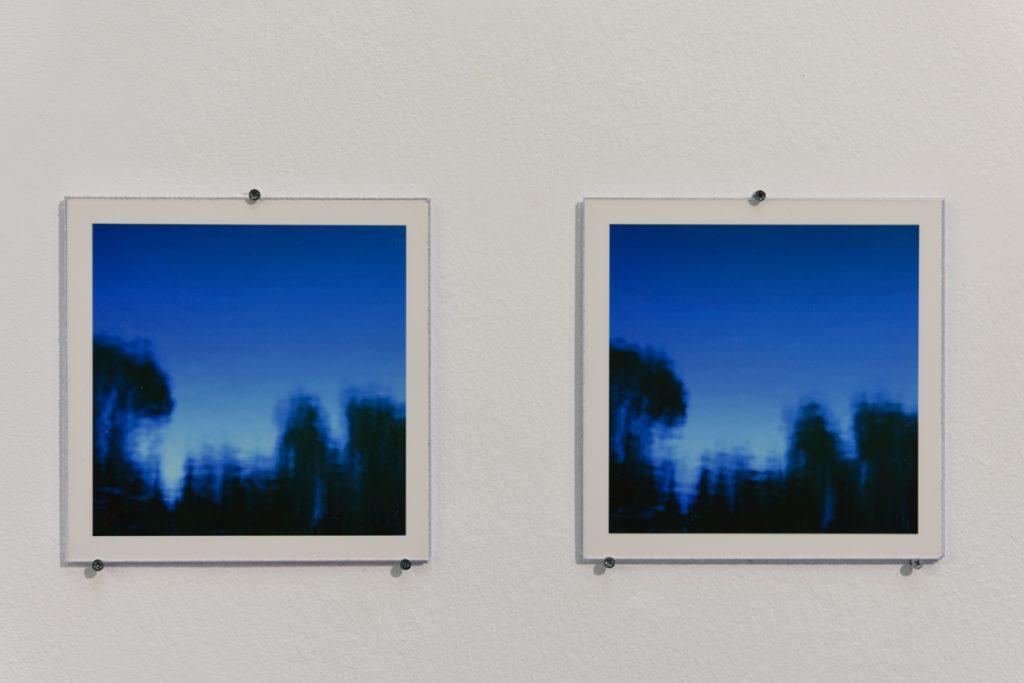 MISTRAL (Avignon), 2009, diptych, color photos, 17,8 x 17,8 cm each, edition of 3