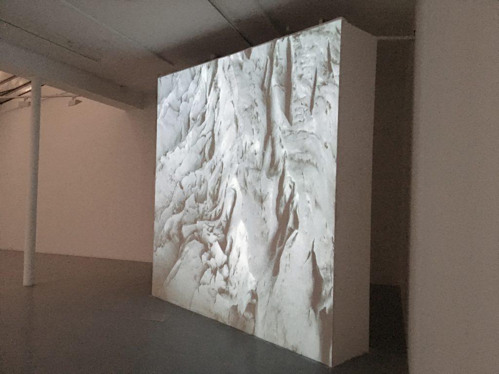 La Mémoire des Glaciers, Film, colour, sound, 10'51», in loop, 3D images, edition of 4