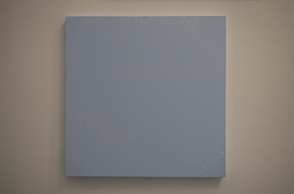 UNTITLED (detail), 2016, acryl on canvas, 76 x76 cm, unique work