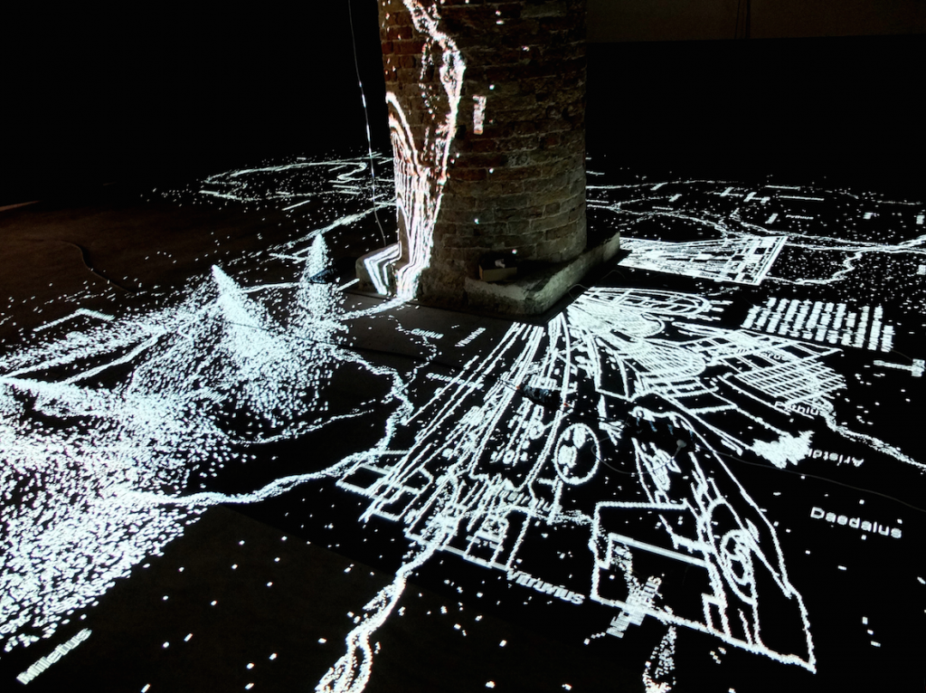 Location : Venice Biennale of Architecture (with Norman Foster)