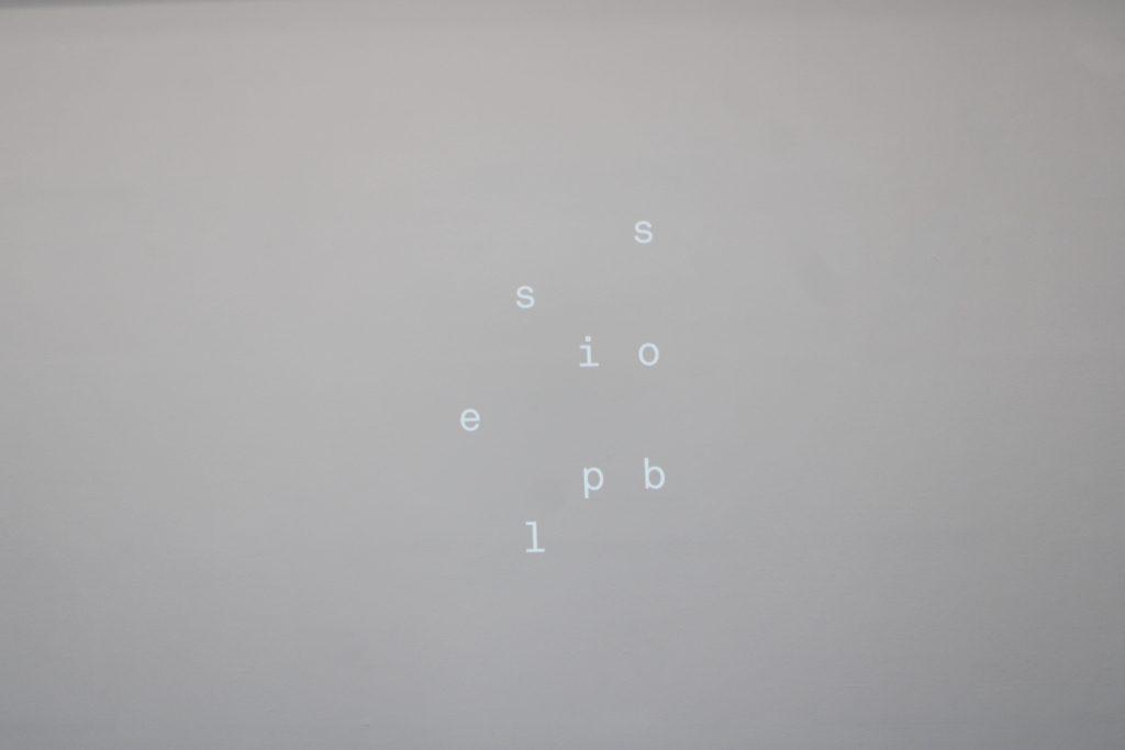 animation N/B muette, oeuvre unique avec certificat